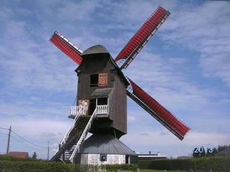 Verloren Kostmolen - The Village Windmill